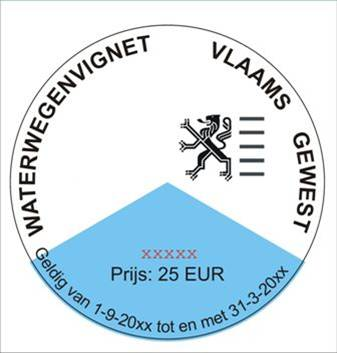 waterwegenvignet